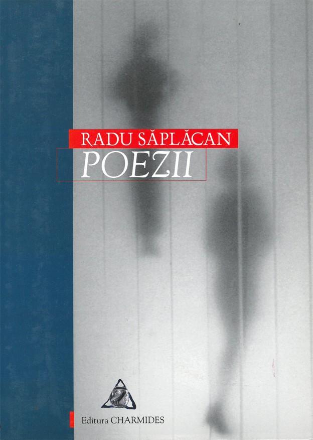 Coperta Poezii - Radu Săplăcan