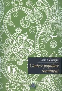Cântece populare româneşti - Ilarion Cocişiu